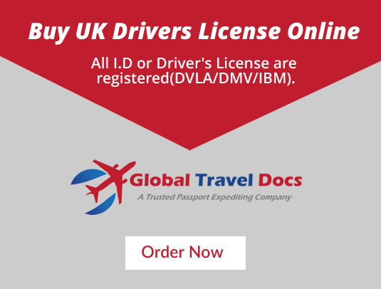 Buy UK Drivers License Online