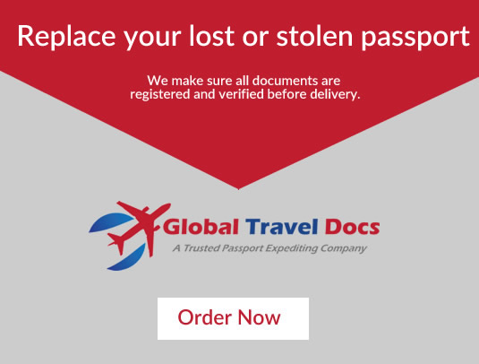 Replace your lost or stolen passport